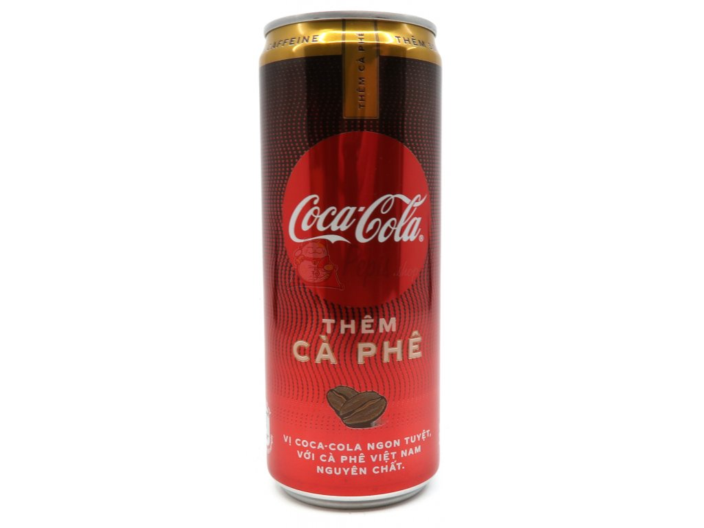 Coca Cola Ca Phe 330ml VNM