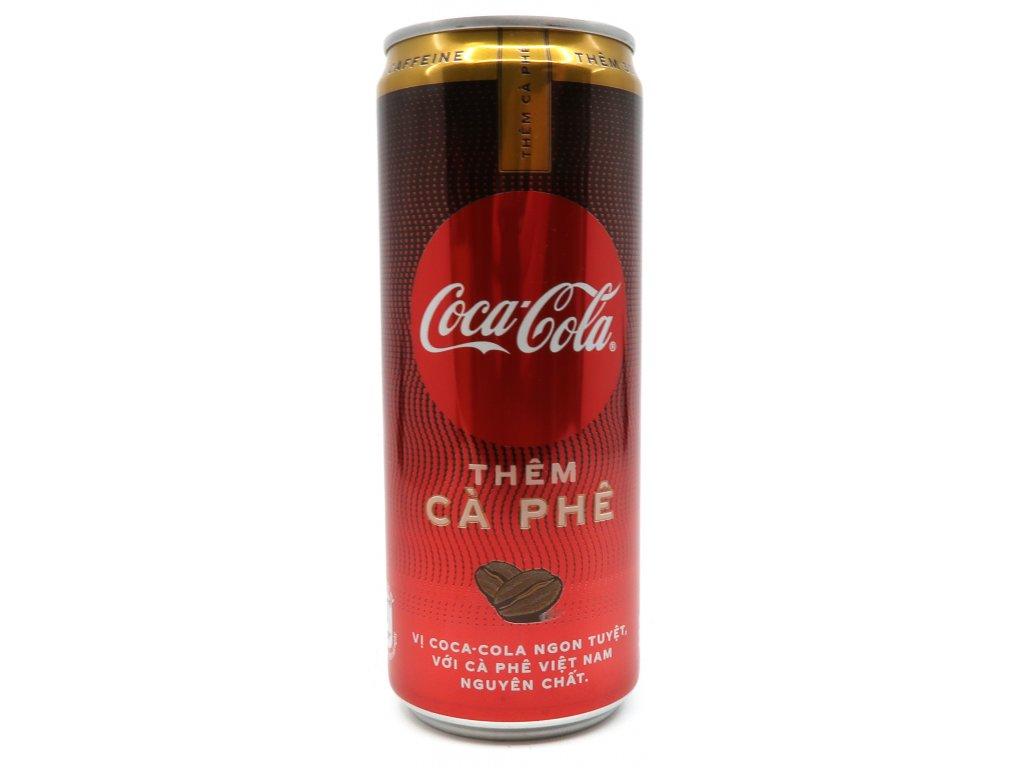 Coca Cola Ca Phe 330ml VNM