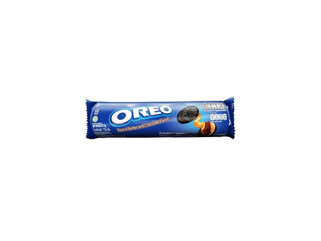 Oreo Peanut Butter Chocolate 133g IDN