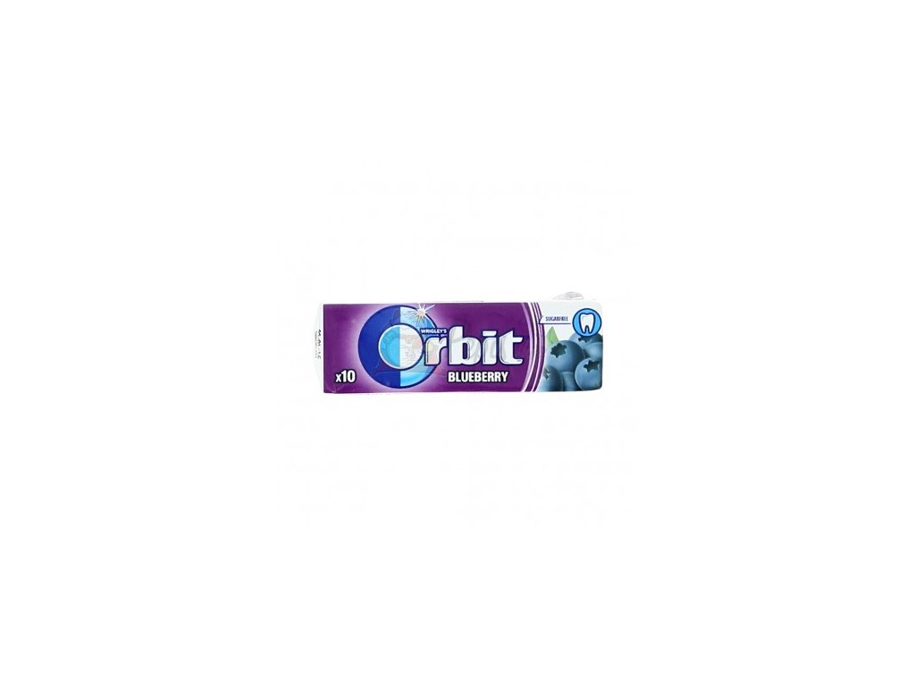 orbit blueberry