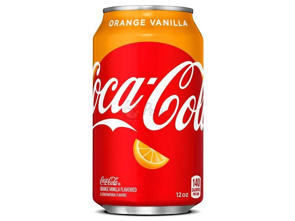 coca cola orange vanilla z1