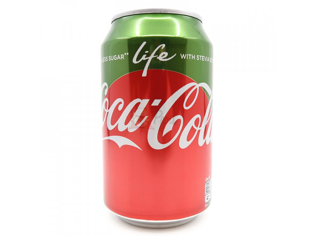 407 coca cola life stevie 330ml