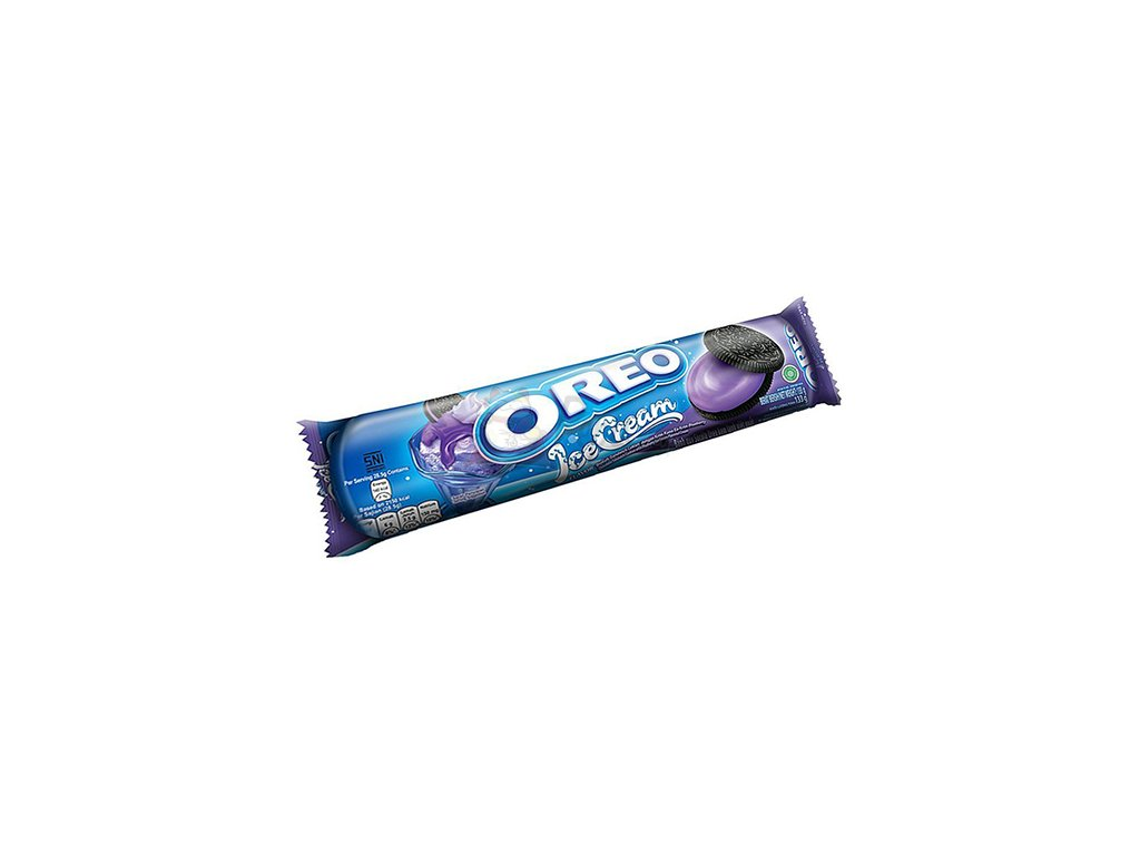 Oreo Ice Cream Blueberry 133g VNM