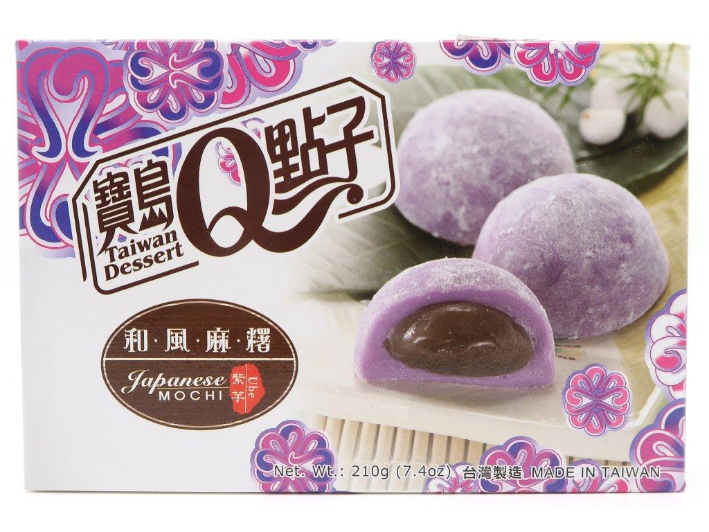 Mochi rýžové koláčky ube - PEPIS.SHOP