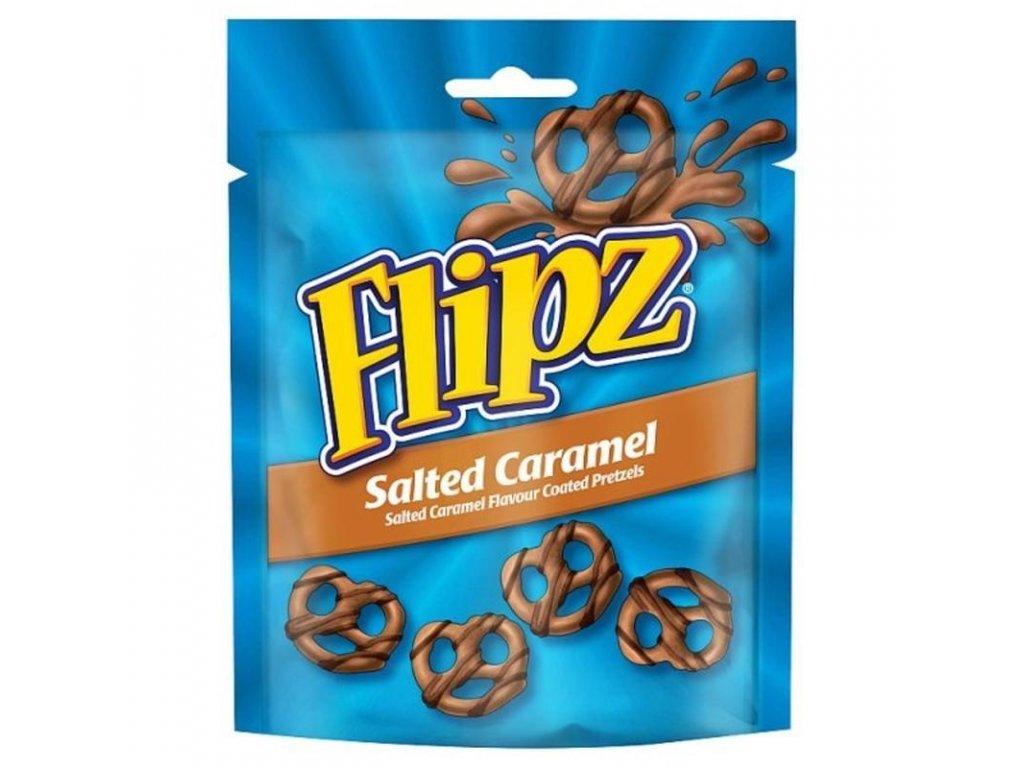Flipz Salted Caramel 90g z1