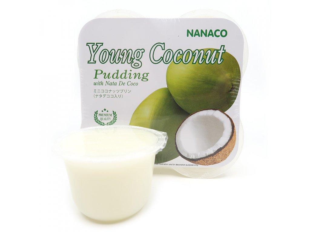 497 kokosove zele pudink 1ks 108g