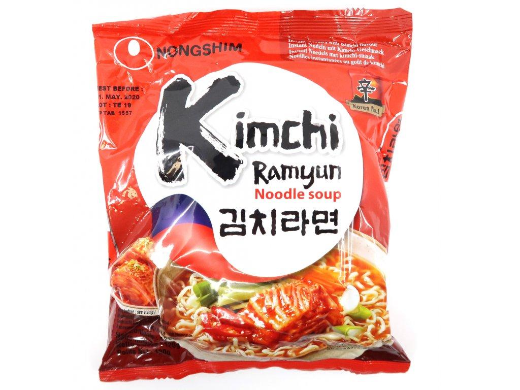 Ramen Kimchi Originál 120g KOR