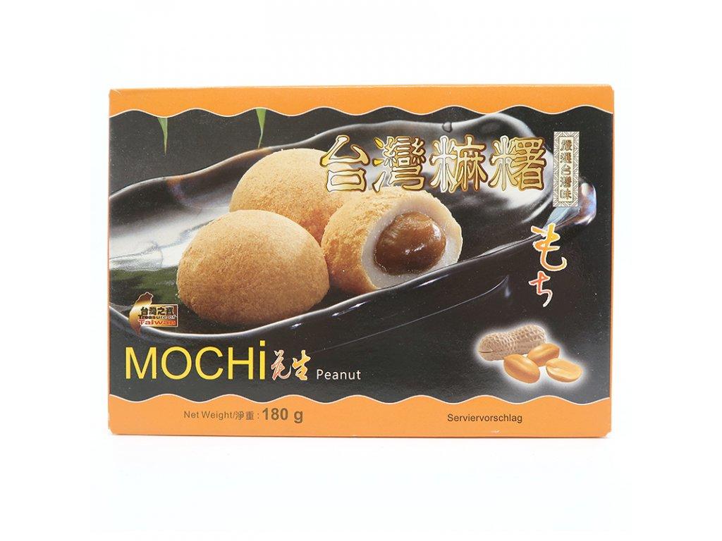 Awon mochi rýžové koláčky s arašídovou náplní - PEPIS.SHOP