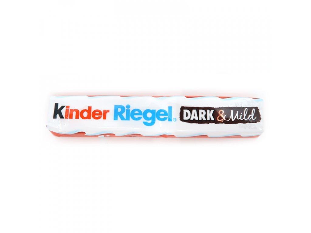Kinder Riegel tmavá čokoláda, 1ks, 21g - PEPIS.SHOP