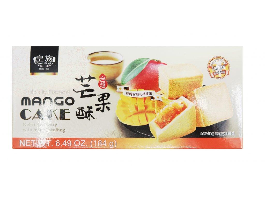 Royal Family Mango Cake Balení 184g TWN
