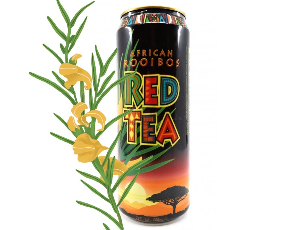 5552 arizona mandela red tea 680ml usa