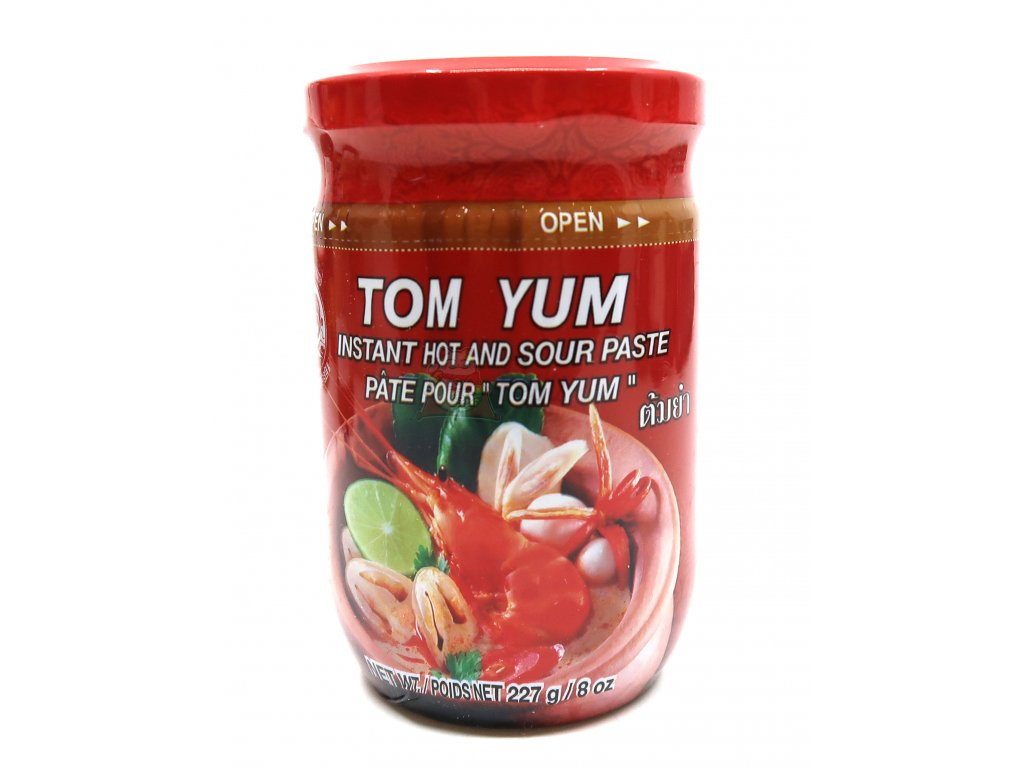 Cock Brand Tom Yum Pasta 227g THA