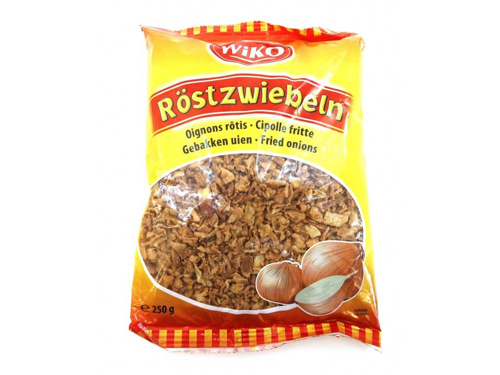 Wiko Rostzwiebeln Smažená Cibule 250g DE