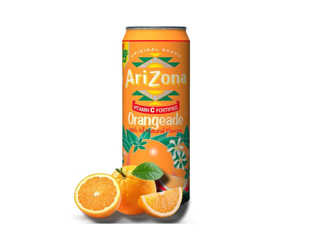 Arizona Orangeade 680ml USA