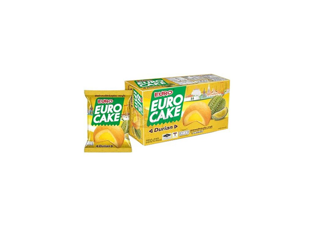 euro cake durian 1 szt