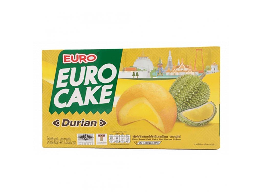 euro cake cake and durian cream 120g