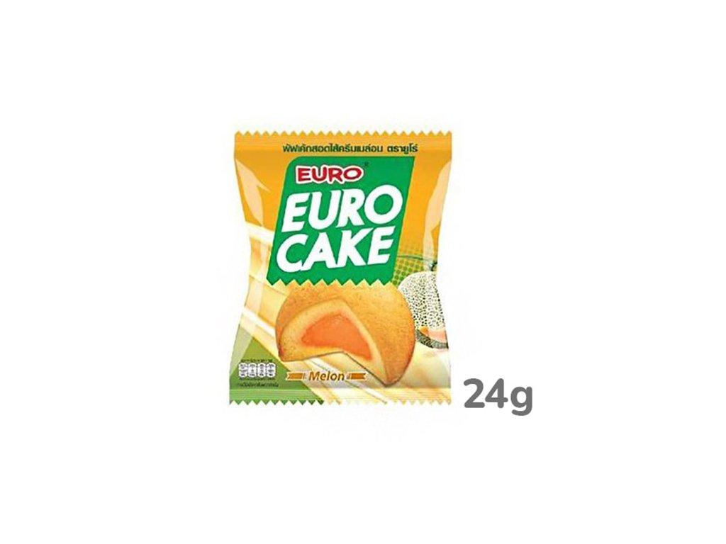 Custard Cake s Příchutí Melounu 1ks 24g THA