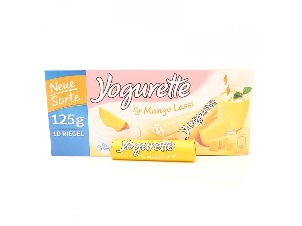 Yogurette čokoláda mango balení, 125g - PEPIS.SHOP