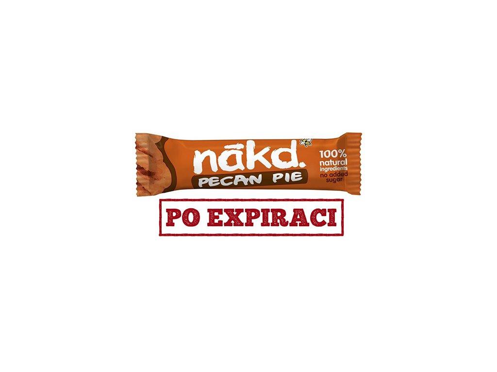 Nakd. Pecan Pie Raw Tyčinka Datlemi a Pekanovými Ořechy 35g UK