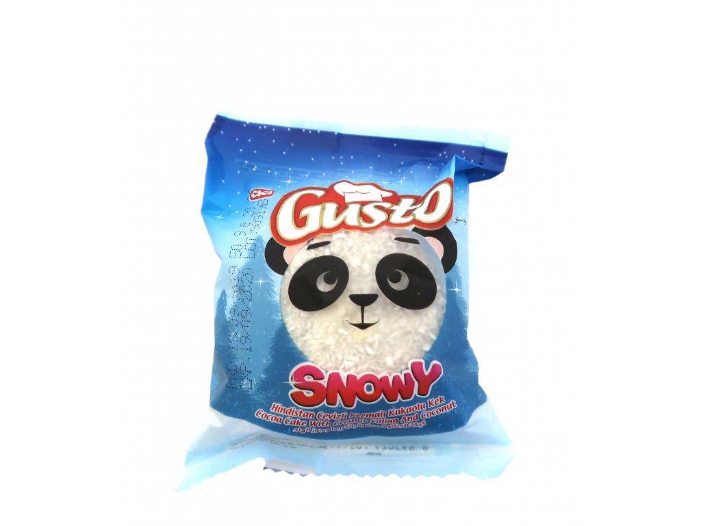 Gusto Sněhová Koule Panda 50g TUR