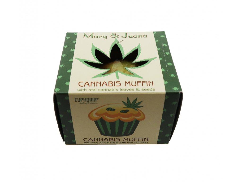Euphoria Muffin Canabis 60g EU