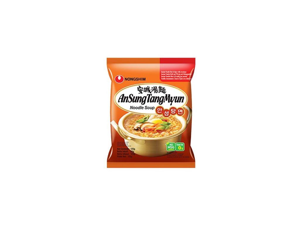 AnSungTangMyun Hot Ramen 125g KOR