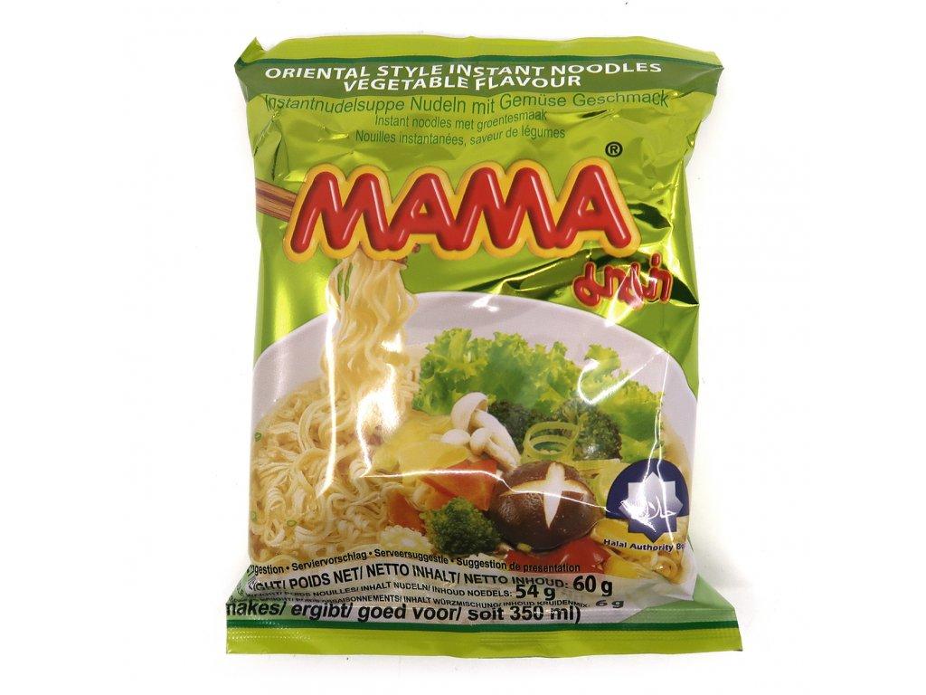 Mama Instantní Nudle Zeleninové 60g THA