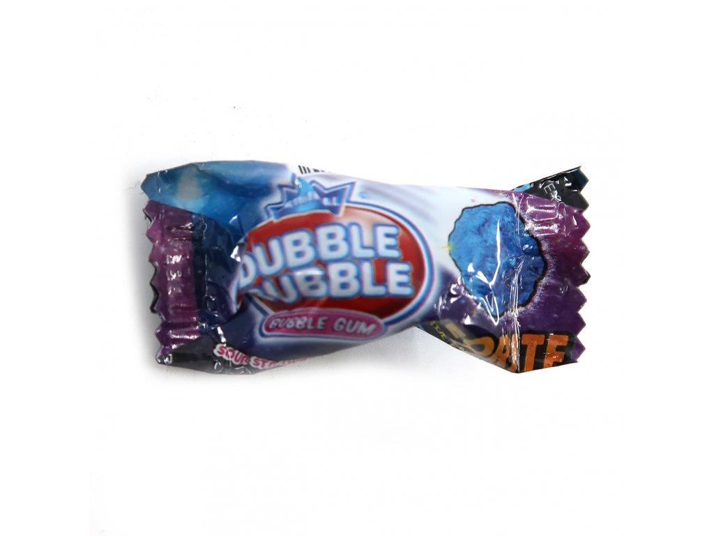 Meteorite Dubble Bubble Žvýkačka Jahoda 4.75g ESP