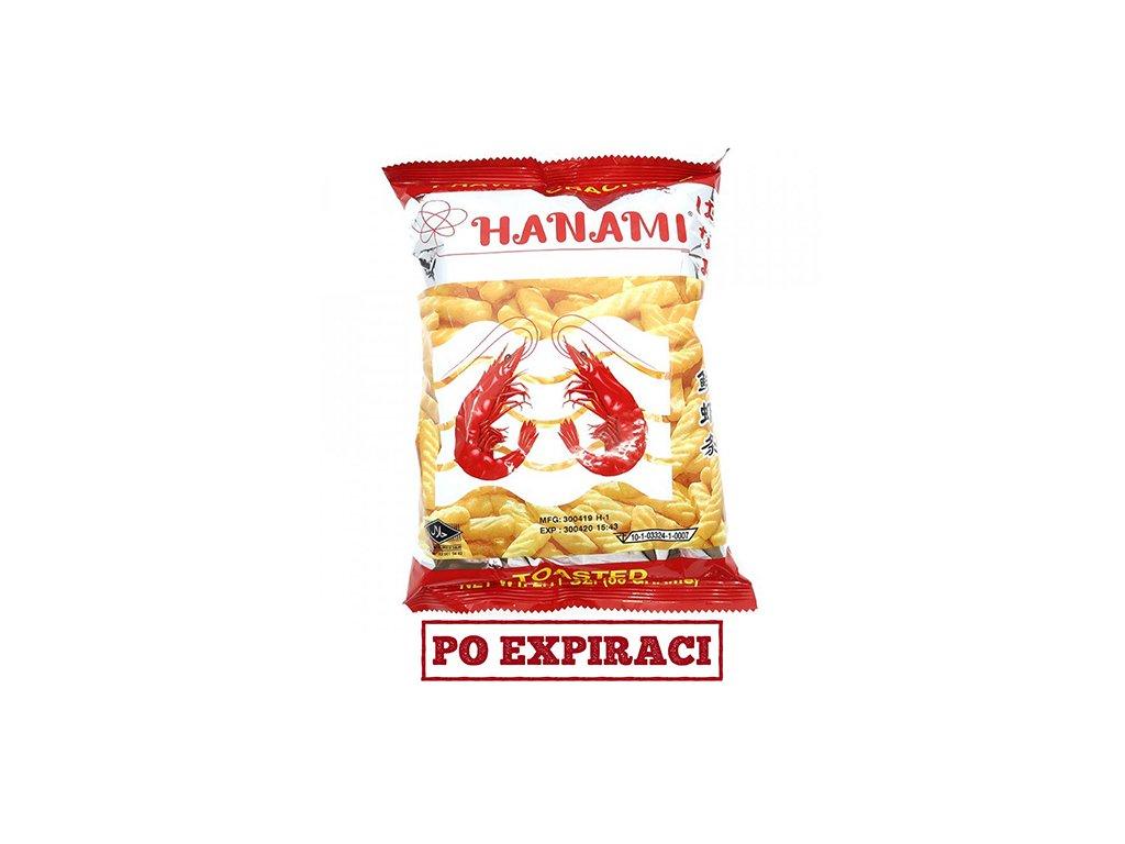 Hanami Krevetové Chipsy 60g THA