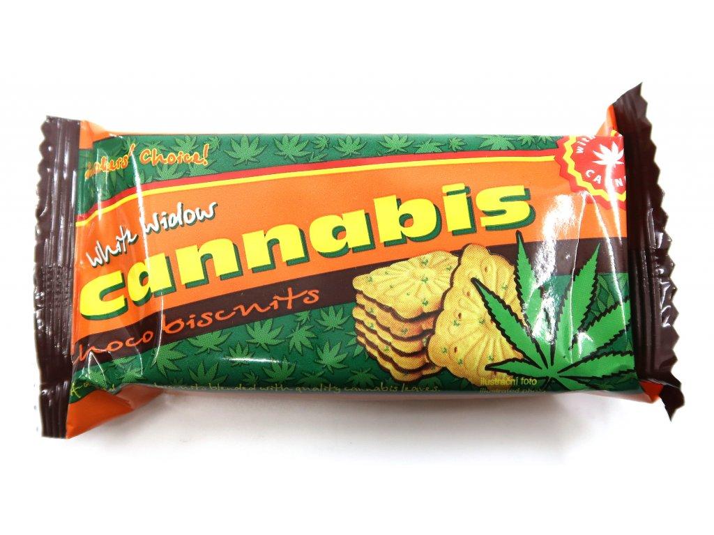cannabis choco boscuits