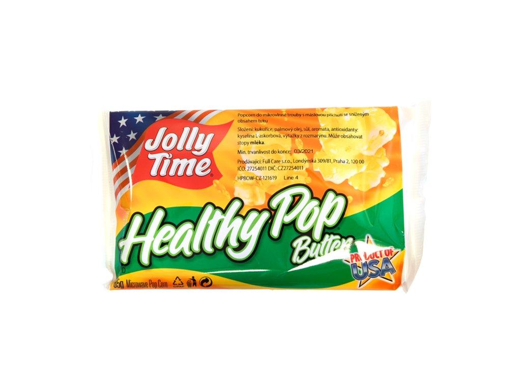 jollytime healthy pop butter