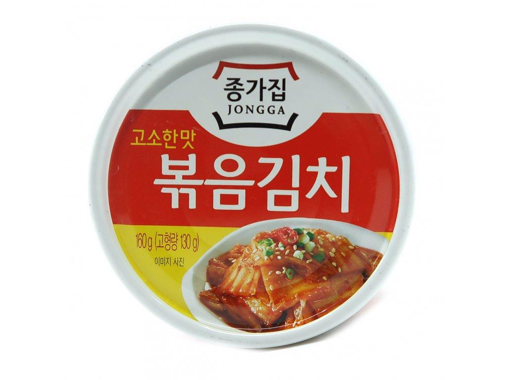 Jongga Kimchi Pečené 160g KOR