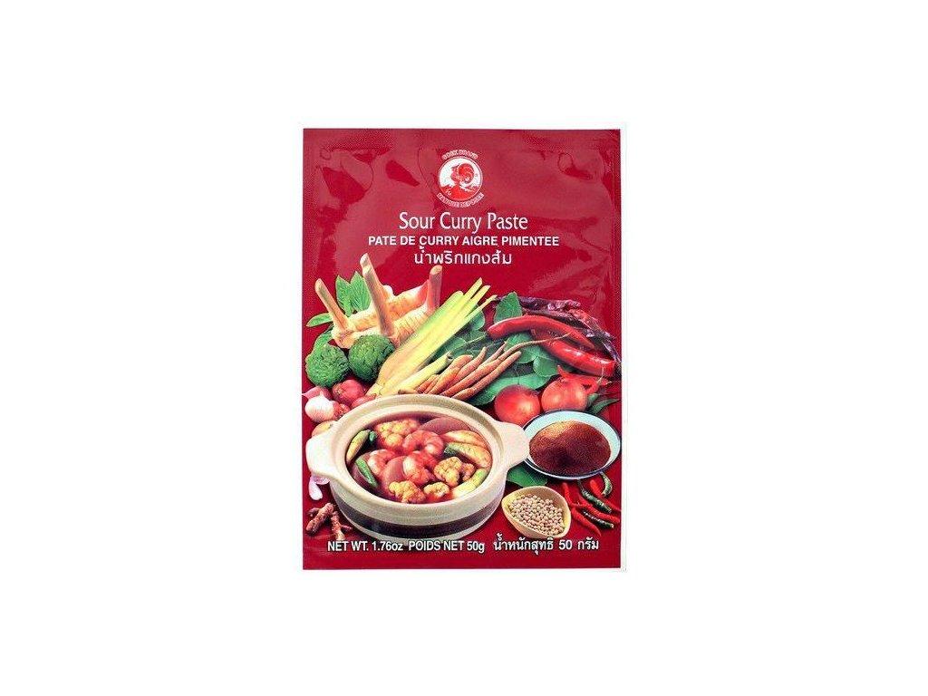 sosy i dodatki pasta kwane curry 50g cock brand ceny opinie