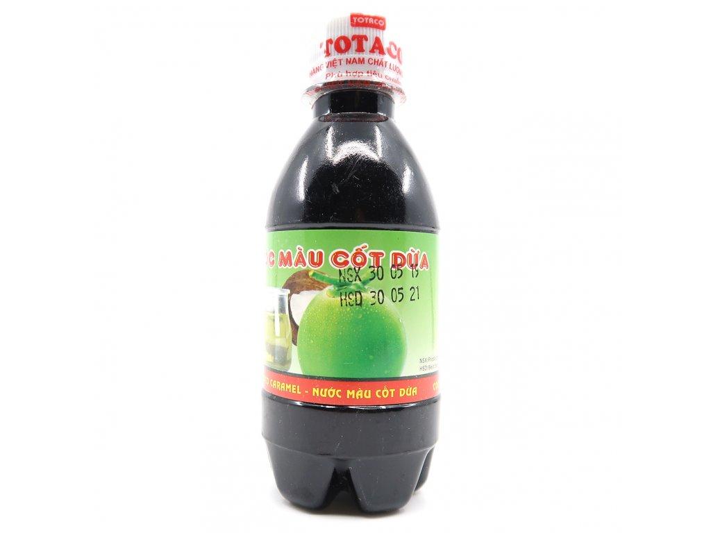 Totaco Kokosový Karamel 200ml VNM