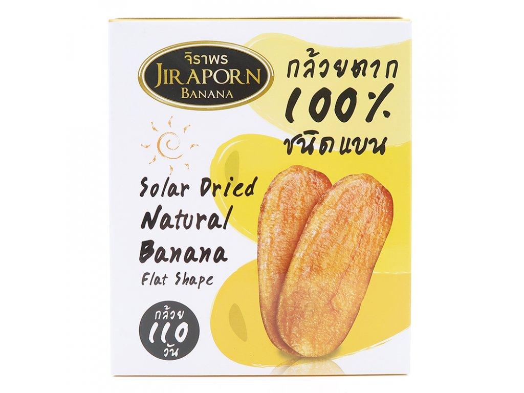 Solární sušený přírodní banán balení 240g - PEPIS.SHOP