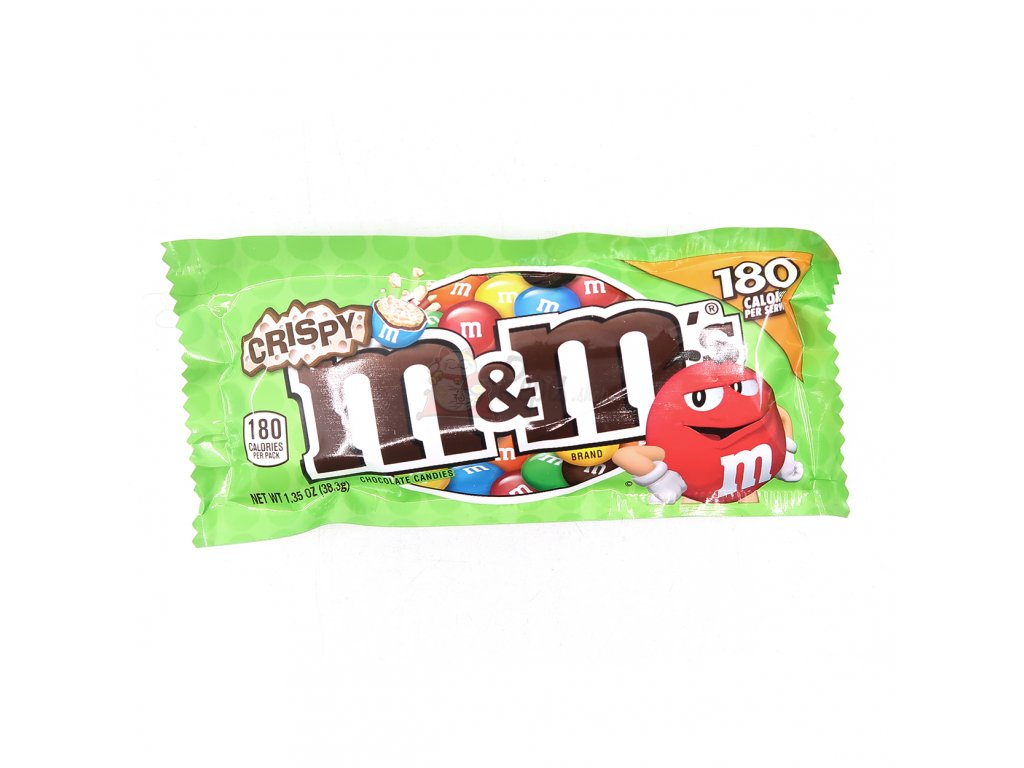 M&M's Crispy 38,3g USA