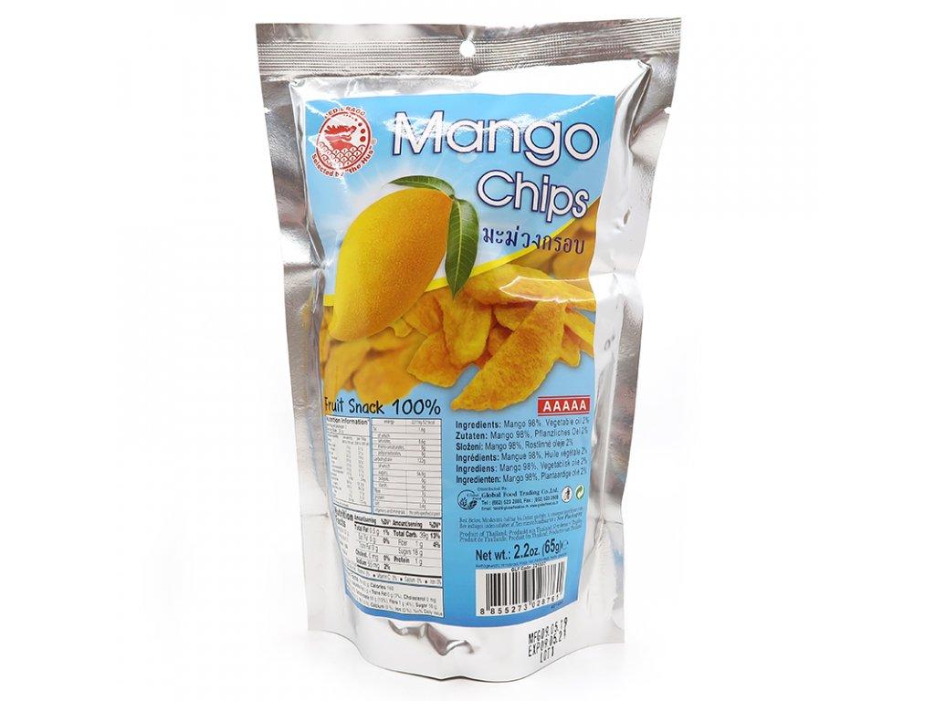 Mango (98%) Chipsy 65g - PEPIS.SHOP