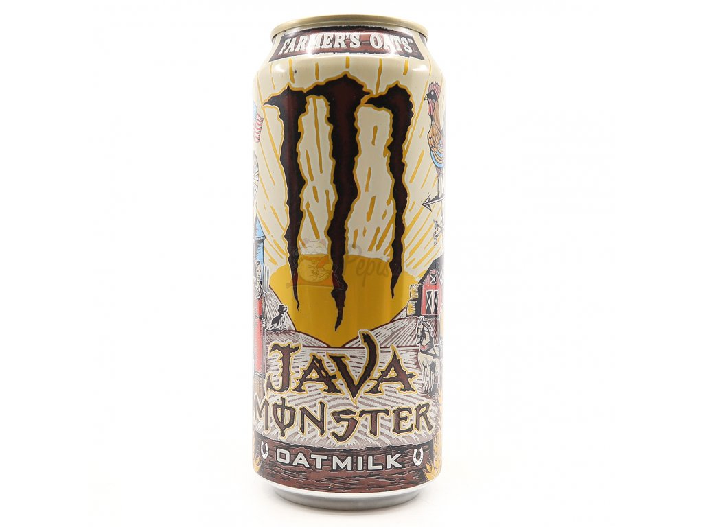 Java Monster Oatmilk Energy Drink 443ml USA