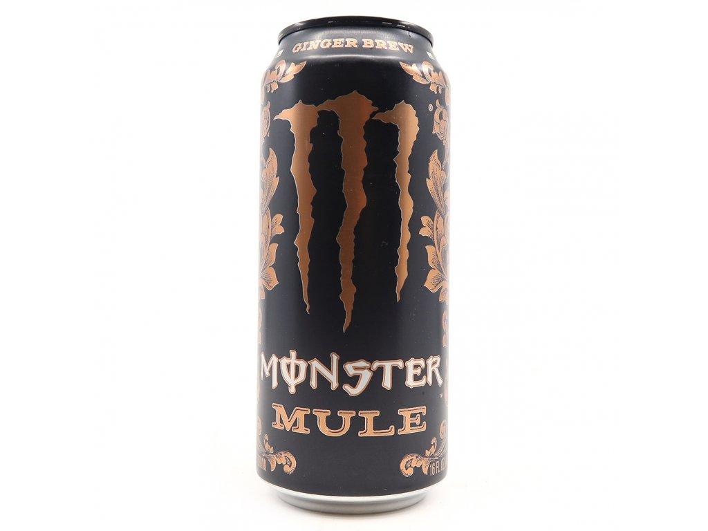 Monster Mule Ginger Brew Energy Drink 443ml USA