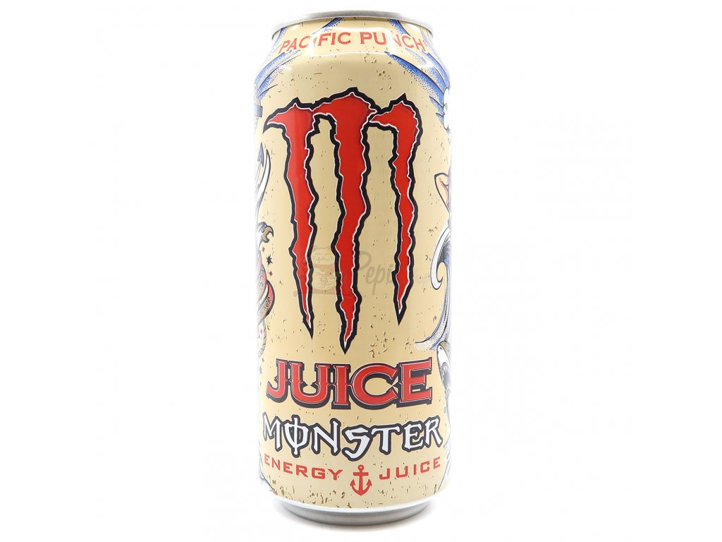 Monster Juice Pacific Punch Energy Drink 473ml USA
