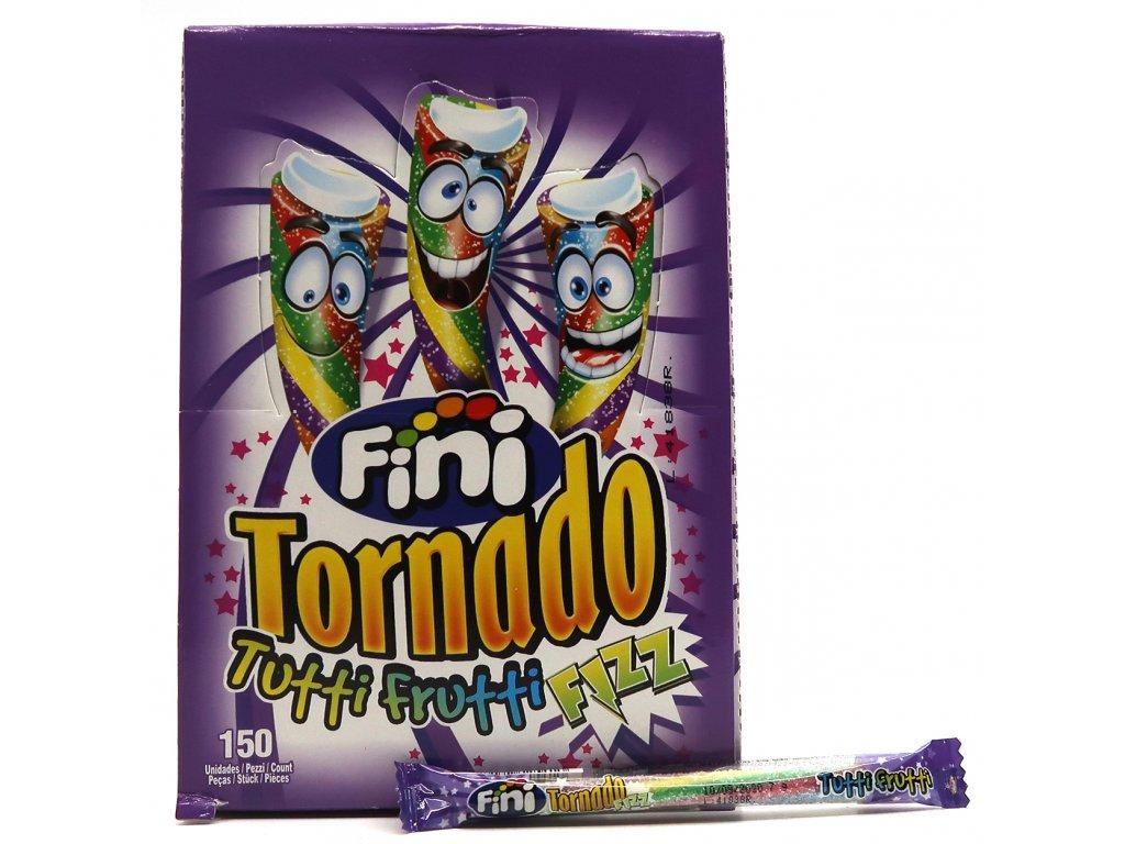 Fini Tornado Tuti Frutti Želé Pendrek 7g