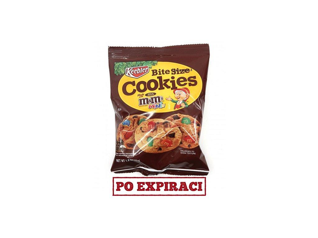 Keebler Bite Size M&M's Cookies 45g USA