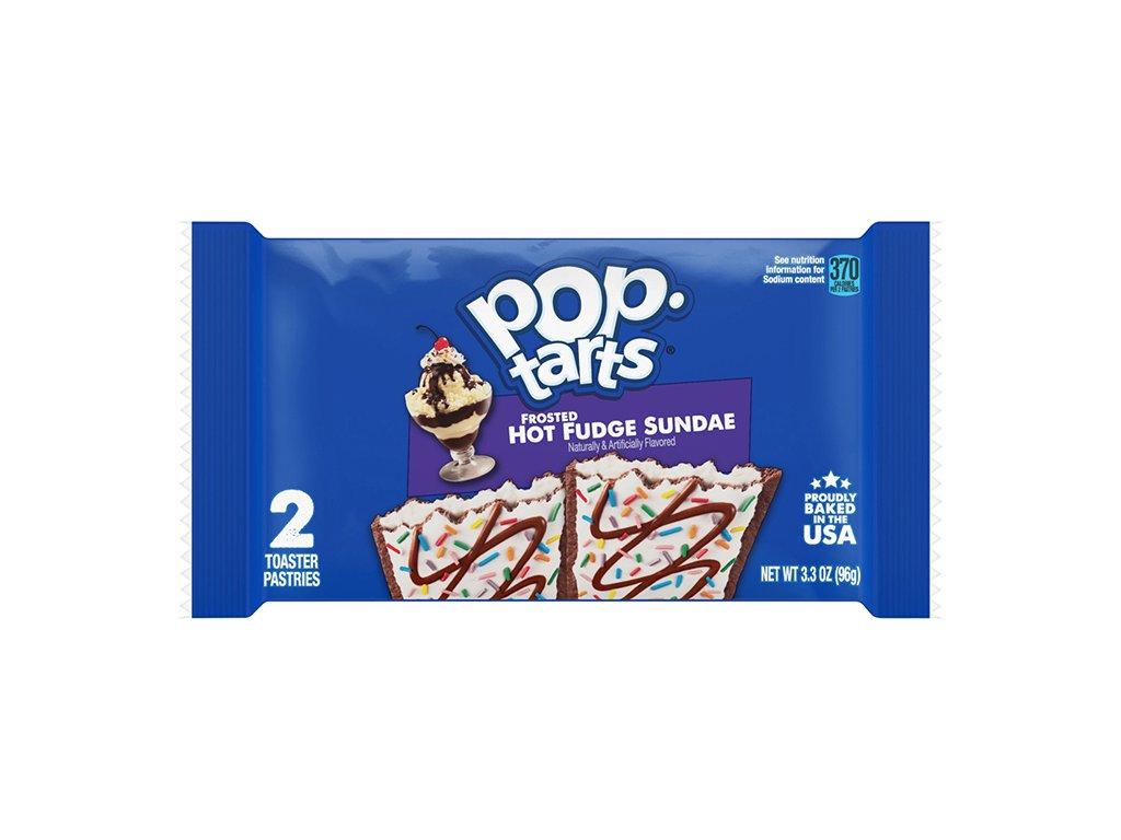 Pop Tarts Frosted Hot Fudge Sandae 2x48g USA