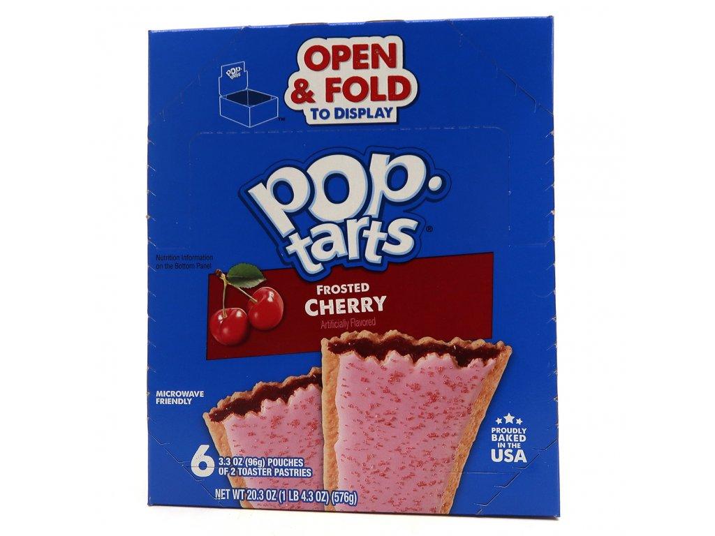 Pop Tarts Frosted Cherry Maxi Balení 576g USA