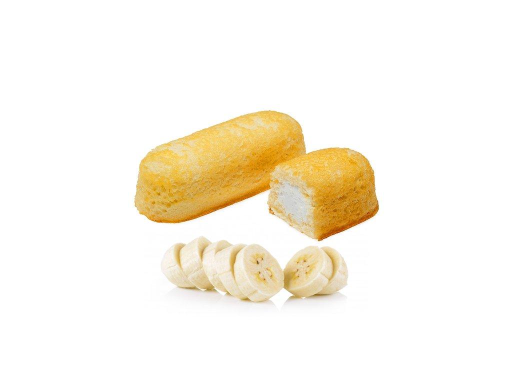 Hostess Twinkies Banana Balení 385g USA