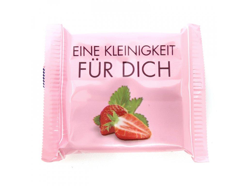 Ritter Sport mini čokoláda jahoda, 17g - PEPIS.SHOP