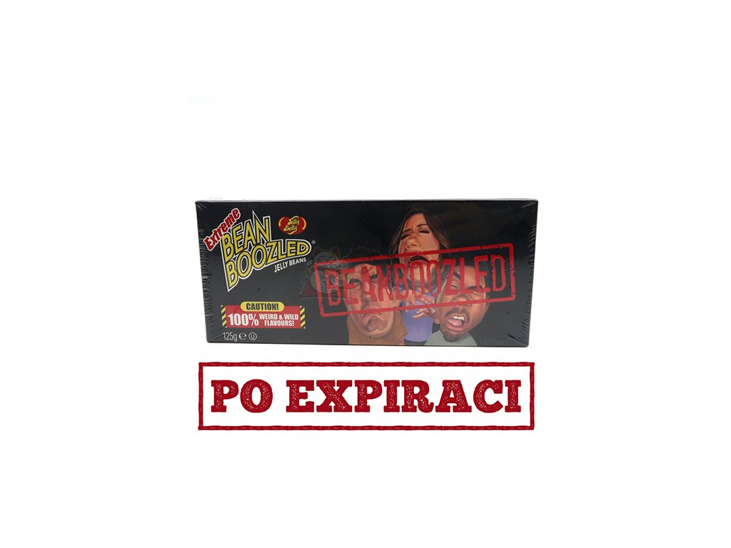 Jelly Belly Bean Boozled Extreme 125g USA