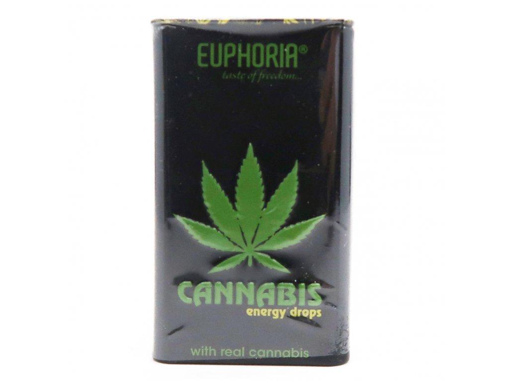 Cannabis Energy bonbóny 25g EU