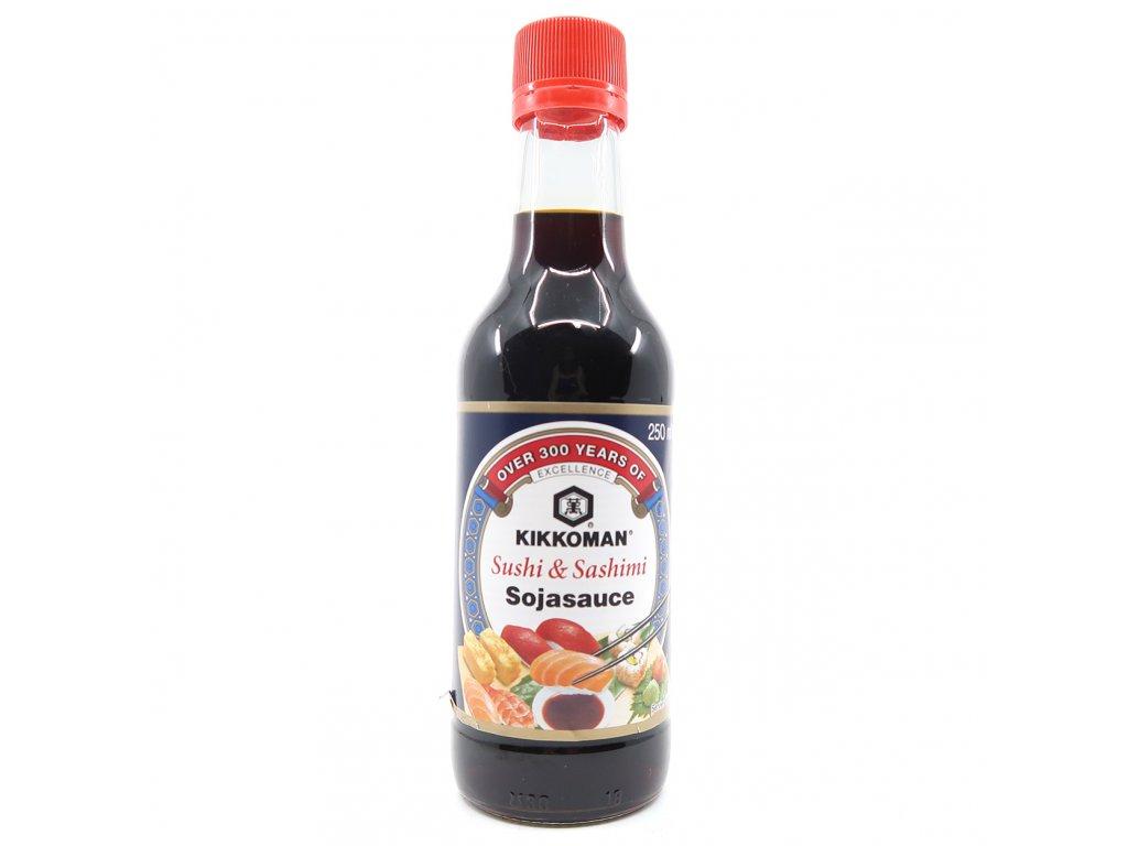 Kikkoman Sójová Omáčka Na Sushi a Sashimi 250ml JAP