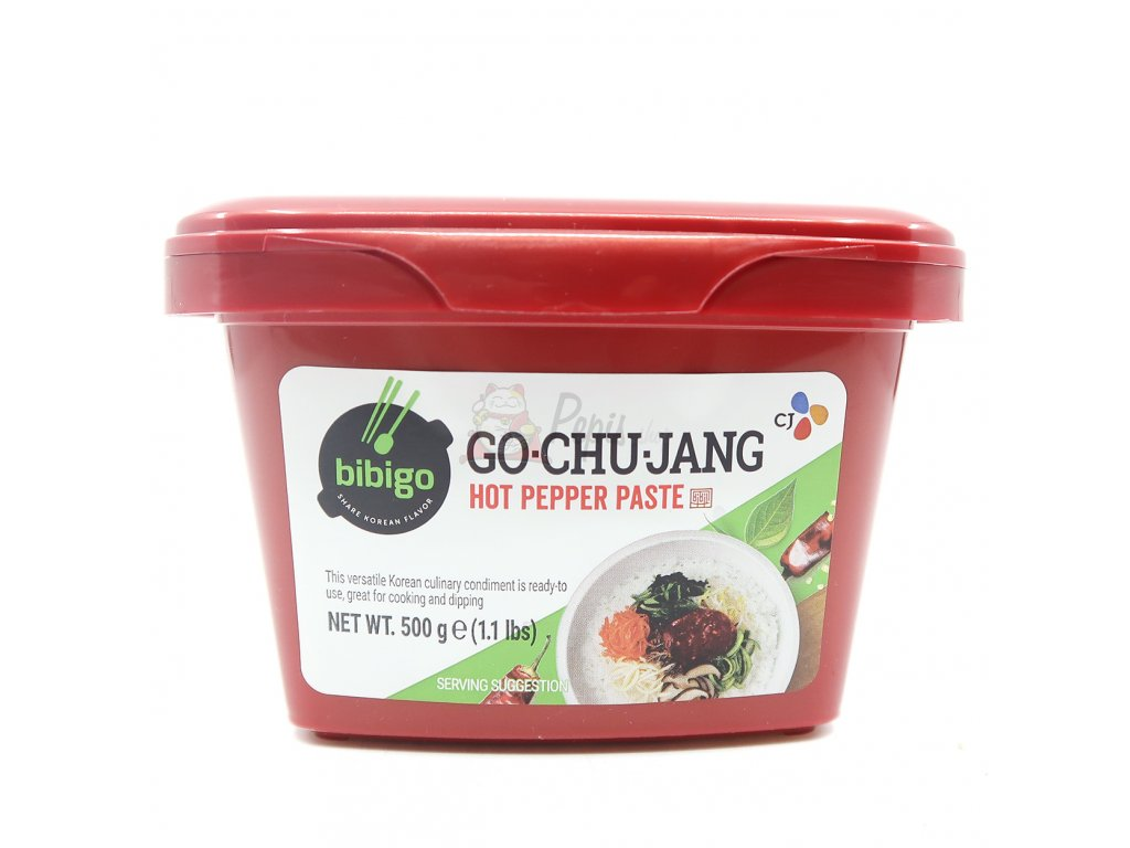 Bibigo Hot Pepper Pasta 500g KOR